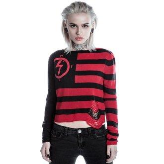 pulover ženske KILLSTAR - MARILYN MANSON - Malo Rog - Črno, KILLSTAR, Marilyn Manson