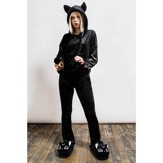 Ženske hlače in hoodie (trenirka) set KILLSTAR - Lone Wolf Lounge - Črna, KILLSTAR