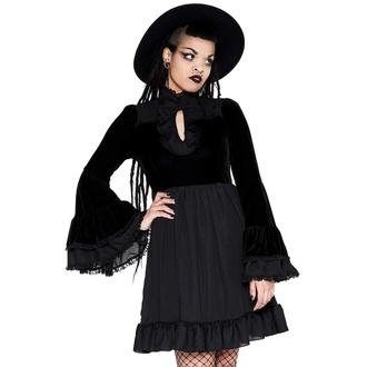 Ženska obleka KILLSTAR - Lost Girl Ruffle, KILLSTAR