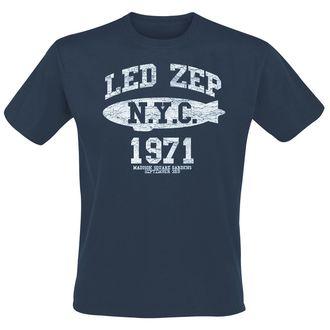 Moška metal majica Led Zeppelin - NYC 1971 -, NNM, Led Zeppelin