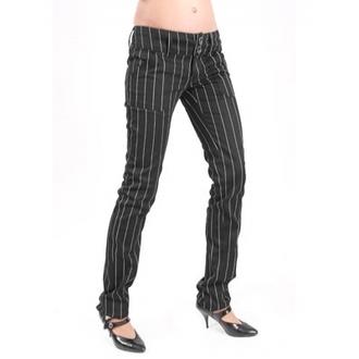 hlače ženske ADERLASS - mdoe wichtig - Pretty Low-Cut Pin Stripe, MODE WICHTIG