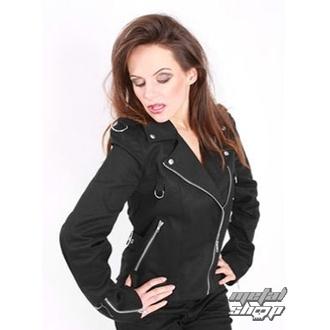 jakno ženske Mode Wichtig - Biker Jacket Denim, MODE WICHTIG