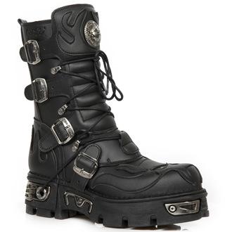 Moški Usnjeni čevlji - VEGAN NEGRO - NEW ROCK, NEW ROCK
