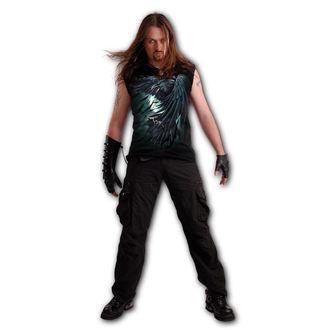 Moška majica brez rokavov SPIRAL - SHADOW RAVEN, SPIRAL