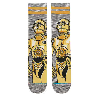 Nogavice STAR WARS - ANDROID GREY - STANCE, STANCE
