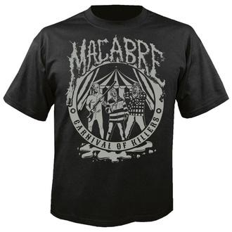 Moška majica MACABRE - Carnival of killers - NUCLEAR BLAST, NUCLEAR BLAST