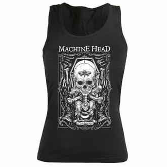 Ženski Top MACHINE HEAD - Moth GIRLIE - NUCLEAR BLAST, NUCLEAR BLAST, Machine Head