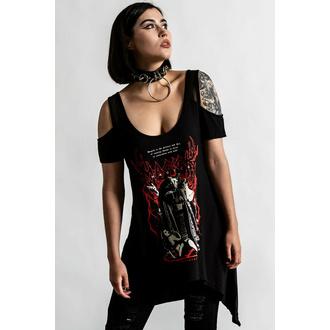 Ženska majica (top) KILLSTAR - Magick Penta - Črna, KILLSTAR