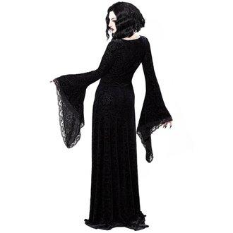 Ženska obleka KILLSTAR - Mai - BLACK, KILLSTAR