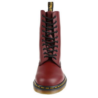 Unisex Usnjeni Škornji - 10 vezalnih lukenj - Dr. Martens, Dr. Martens