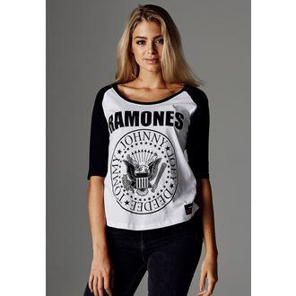 tričko dámské 3/4 rukávem Ramones - URBAN CLASSIC, NNM, Ramones