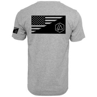 Moška metal majica Linkin Park - Flag - URBAN CLASSICS, NNM, Linkin Park