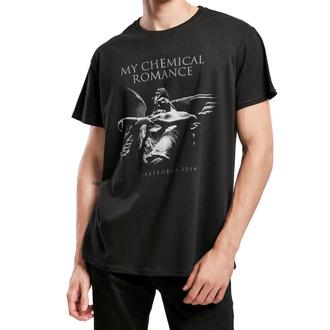 Moška majica My Chemical Romance - Shrine Angel - črna, NNM, My Chemical Romance