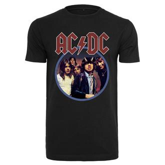 Moška majica AC / DC - Band Logo - črna, NNM, AC-DC