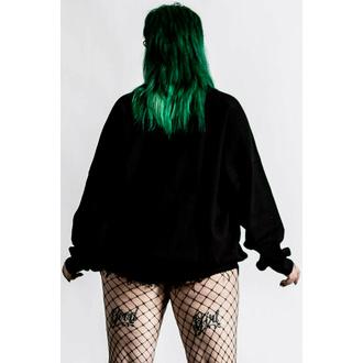 Ženski pulover KILLSTAR - Meditation Batwing - Črna, KILLSTAR