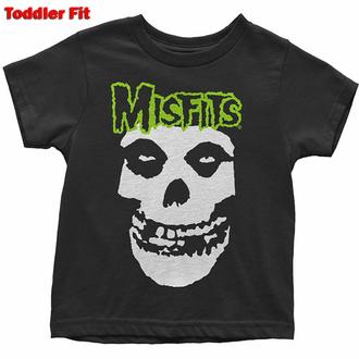 Otroška majica Misfits - Skull & Logo & - ROCK OFF, ROCK OFF, Misfits