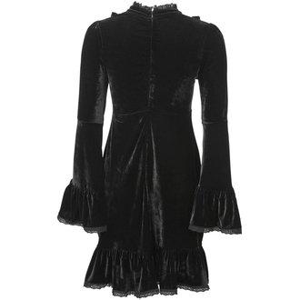 Ženska Obleka KILLSTAR - MITSUYO NU LOLITA - Črna, KILLSTAR