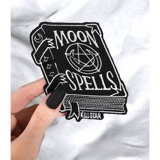 Našitek na likanje KILLSTAR - Moon Spells, KILLSTAR
