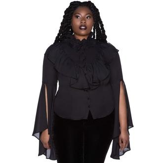 Ženska majica KILLSTAR - Moon Shrine Ruffle, KILLSTAR