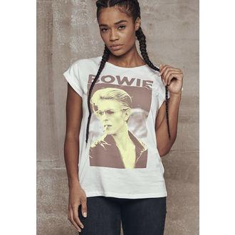 tričko dámské David Bowie - URBAN CLASSIC, NNM, David Bowie