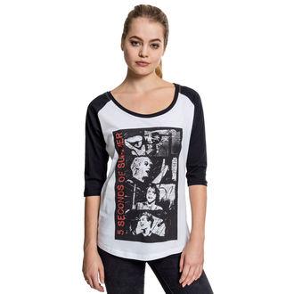 Ženska majica s 3/4 rokavi - 5 Second of Summer