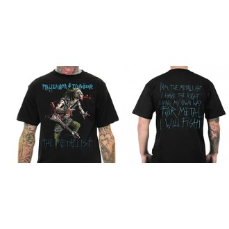 Metal majica moški Malignant Tumour - THE METALLIST WITH GUITAR -, NNM, Malignant Tumour