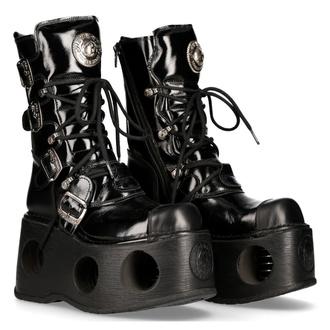 Unisex usnjeni škornji - NEW ROCK - M.313-S5