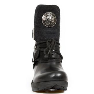 Usnjeni ženski škornji - NEW ROCK, NEW ROCK