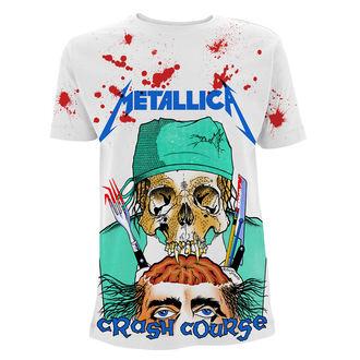 Moška metal majica Metallica - Crash Course In Brain Surgery -, NNM, Metallica