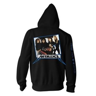 Moška jopa s kapuco Metallica - Garage OG -, Metallica