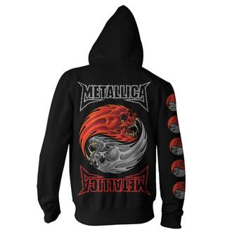 Moški hoodie Metallica - Yin Yang - Črna, NNM, Metallica
