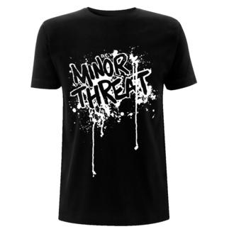 Moška majica Minor Threat - Drips - Črna, NNM, Minor Threat