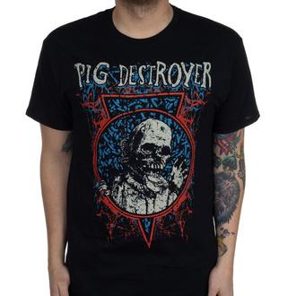 Moška majica Pig Destroyer - Myiasis - Črna - INDIEMERCH, INDIEMERCH, Pig Destroyer