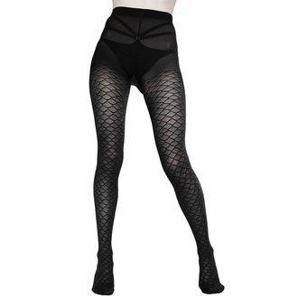 Hlačne nogavice KILLSTAR - Neoma - BLACK, KILLSTAR