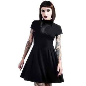 Obleka ženske KILLSTAR - Neverafter Nytes - Črno, KILLSTAR
