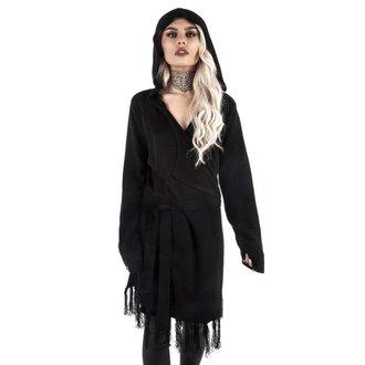 Sweater Ženske (Cardigan) KILLSTAR - Nightshade - Črno, KILLSTAR