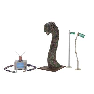 Figura (set 2 kos) Nightmare On Elm Street , NNM, Mora v ulici brestov