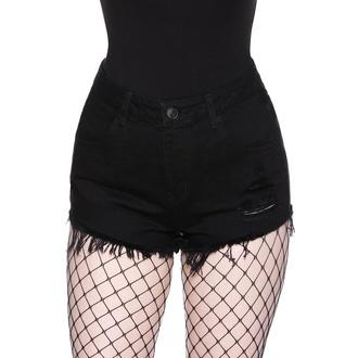 Ženske kratke hlače KILLSTAR - Nothing Goes Denim, KILLSTAR