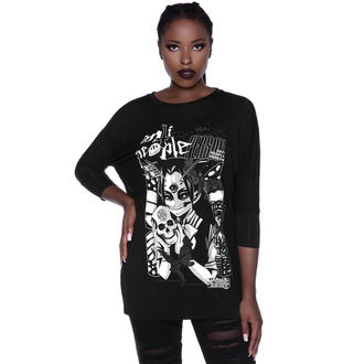 Ženska majica s 3/4 rokavi KILLSTAR - No Fairytale - Raglan, KILLSTAR