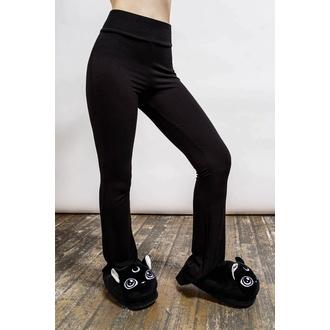Ženske hlače (trenirka) KILLSTAR - No Sleep Lounge - Črna, KILLSTAR