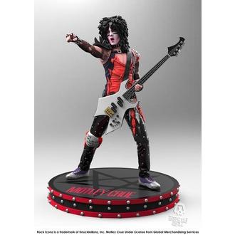 Figura Mötley Crüe - Nikki Sixx - Rock Iconz, KNUCKLEBONZ, Mötley Crüe