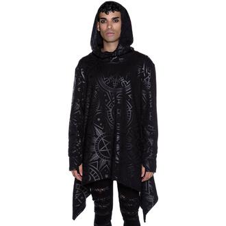 Unisex hoodie KILLSTAR - Occultum Longline, KILLSTAR