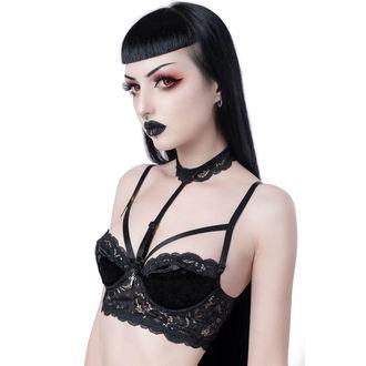 Ženski modrček KILLSTAR - Onyx Boudoir, KILLSTAR