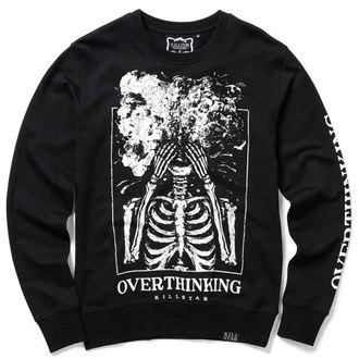 Uniseks pulover (brez kapuce) - OVERTHINKING - KILLSTAR, KILLSTAR