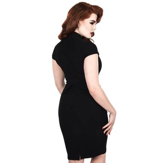 Obleka Ženske KILLSTAR - PARLOR- BLACK, KILLSTAR