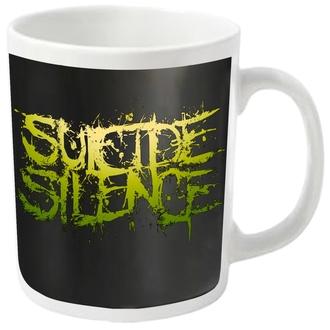 skodelico SUICIDE SILENCE - LOGO - PLASTIC HEAD, PLASTIC HEAD, Suicide Silence