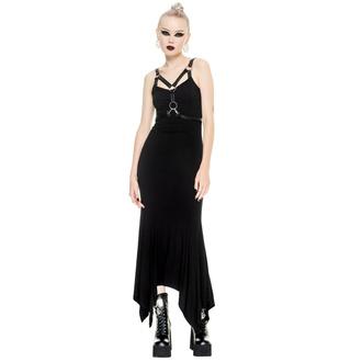 Ženska obleka KILLSTAR - Phoenix - Črna, KILLSTAR