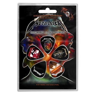 Trzalice METALLICA - HARDWIRED TO SELF DESTRUCT - RAZAMATAZ, RAZAMATAZ, Metallica