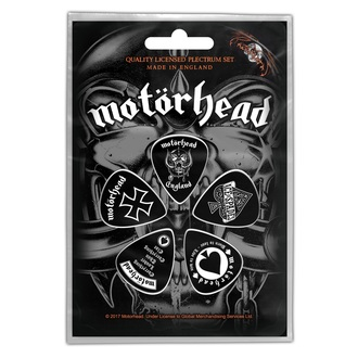 Trzalice MOTORHEAD - ENGLAND - RAZAMATAZ, ROCK OFF, Motörhead