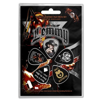 Trzalice Motörhead - Lemmy- Stone death forever - ROCK OFF, RAZAMATAZ, Motörhead